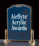 Marble Design Series Acrylic Award Achievement Award Trophies