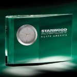Zilo Desk Clock Employee Awards