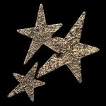 Star Cluster Bronze Accent Sales Awards