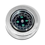 Vip Silver Compass Paperweight Secretary Gift Awards